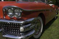 Buick-de Douaneauto bij een auto toont stock afbeelding