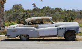 Buick diritto un abbandono di 8 lowrider Fotografia Stock Libera da Diritti
