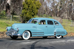 1946 Buick dodatku specjalnego Osiem sedan Zdjęcia Royalty Free