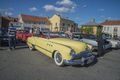 1949 Buick ???? ????? Dynaflow 2 ????? ??????????? Στοκ φωτογραφία με δικαίωμα ελεύθερης χρήσης