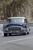 1955 Buick-Eeuwsedan Stock Foto's