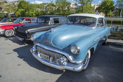 1951 Buick Eight Deluxe Stock Photography