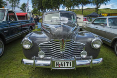 Buick eight 1941 Royalty Free Stock Images