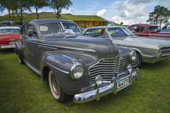 Buick eight 1941 Royalty Free Stock Photo
