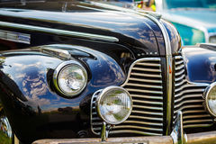 Buick Eight - retro car Royalty Free Stock Photography