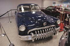 Buick Eight. SOCHI, RUSSIA - JUNE 12, 2015: Buick Eight in the Sochi Auto Museum, on June 12 2015 royalty free stock photos