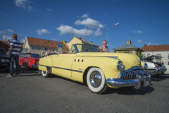 1949 Buick Eight Super Dynaflow 2 Door Convertible Stock Photo