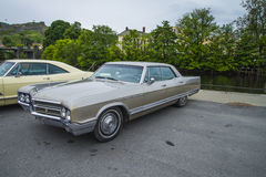 1965 buick electra, classic amcar Stock Photos