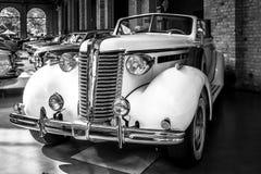 Buick för i naturlig storlek bil special serie 40 Royaltyfria Foton