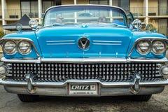 Buick inskränkt cabriolet 1958 Fotografering för Bildbyråer