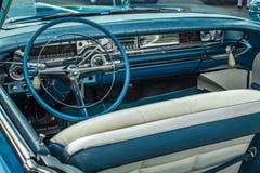 Buick inskränkt cabriolet 1958 Royaltyfri Fotografi