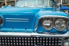 Buick inskränkt cabriolet 1958 Royaltyfria Foton