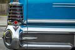 Buick inskränkt cabriolet 1958 Arkivfoton