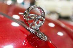 Buick kapiszonu ornament zdjęcia royalty free
