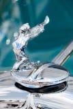 Buick Klassiek Hood Ornament Stock Fotografie