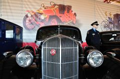 Buick limitó la serie 90 1936 Foto de archivo libre de regalías
