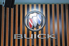 Buick logo Royalty Free Stock Image