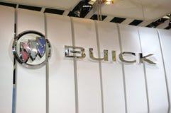 Buick logo royaltyfria bilder