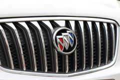 Buick logo Royalty Free Stock Photos
