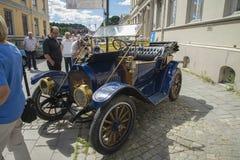1912 Buick-Model 34 Royalty-vrije Stock Afbeeldingen