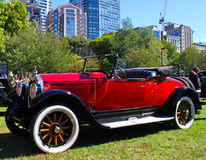 Buick modell 1924 54 Arkivbild