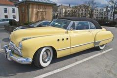 Buick oito Imagem de Stock Royalty Free