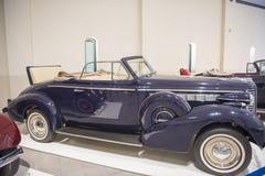 Buick-oldtimer Royalty-vrije Stock Foto's