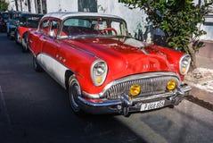 Buick oldtimer, Cienfuegos, Cuba Stock Image