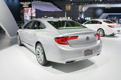 Buick op vertoning Royalty-vrije Stock Foto's