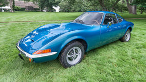 1973 Buick Opel GT Royalty Free Stock Photo