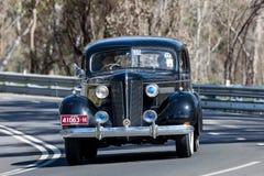 1937 Buick-Reeks 80 sedan Stock Foto's