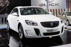 Buick Regal BLANC GS photos stock