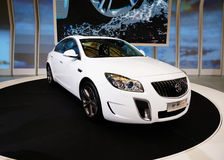 Buick Regal. Shanghai Buick Regal sedan in its exhibition hall,in 2013 international Auto-show shanghai Stock Photography