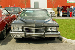 Buick Riviera in black Stock Photo