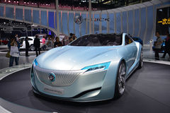 Buick Riviera concept car Royalty Free Stock Images