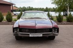 Buick Riviera 1967. Dnipro, Ukraine -  June 18, 2017: Buick Riviera 1967 Royalty Free Stock Photography