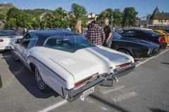 1973 Buick Riviera Stock Photography