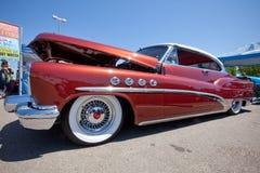 1953 Buick-Road Meester Stock Afbeeldingen