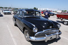 Buick Roadmaster 1949 Royalty Free Stock Photography
