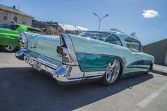 1957年Buick Roadmaster 免版税库存照片