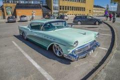 1957年Buick Roadmaster 库存照片