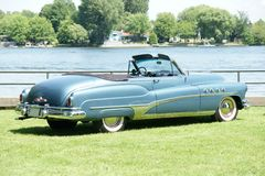 Buick Roadmaster Royalty-vrije Stock Fotografie