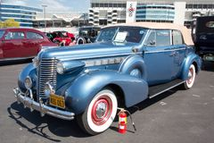 1938 Buick Roadmaster Automobile royalty free stock photography