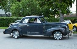 BUICK 46S Ano 1939 Foto de Stock Royalty Free