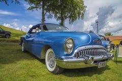 1953年Buick Skylark 库存照片