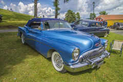 1953年Buick Skylark 免版税库存图片