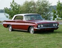 Buick Skylark. Picture of the 1962 Buick Skylark Royalty Free Stock Images