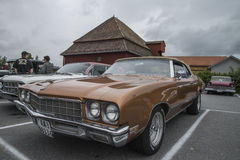 1972 Buick Skylark Convertible Royalty Free Stock Images