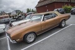 1972 Buick Skylark Convertible Royalty Free Stock Photos