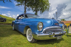 1953 buick skylark Stock Photo